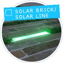 SOLAR BRICK/SOLAR LINE
